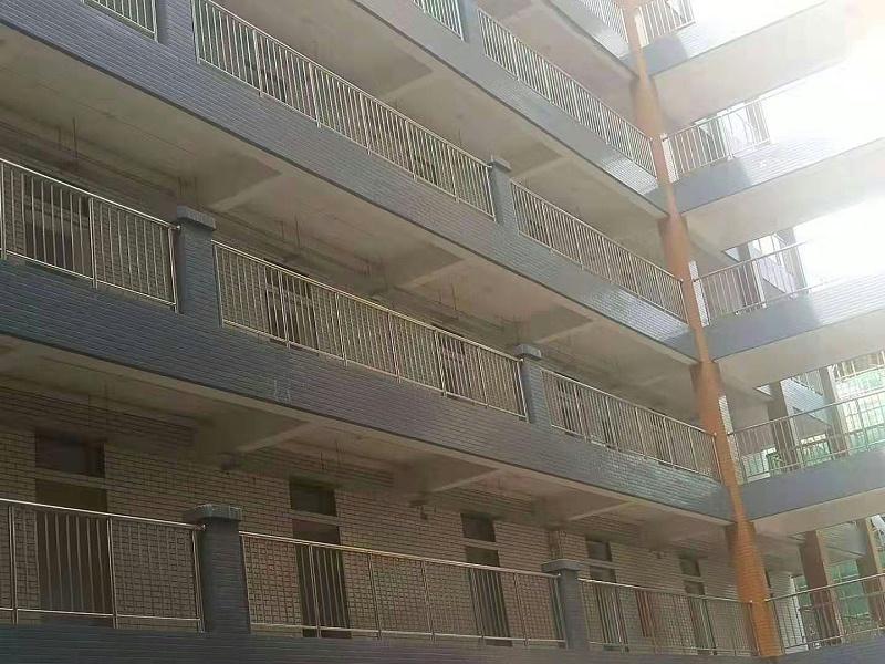 阳台不锈钢护栏工程