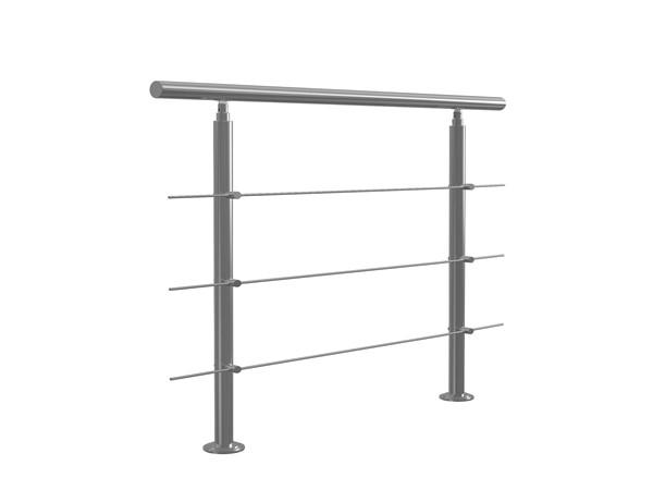 不锈钢扶手立柱