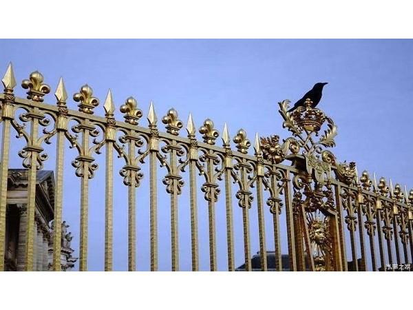 彩色不锈钢庭院围栏