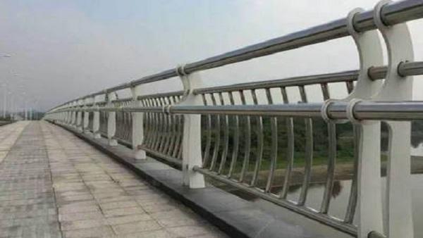 防撞不锈钢桥梁护栏