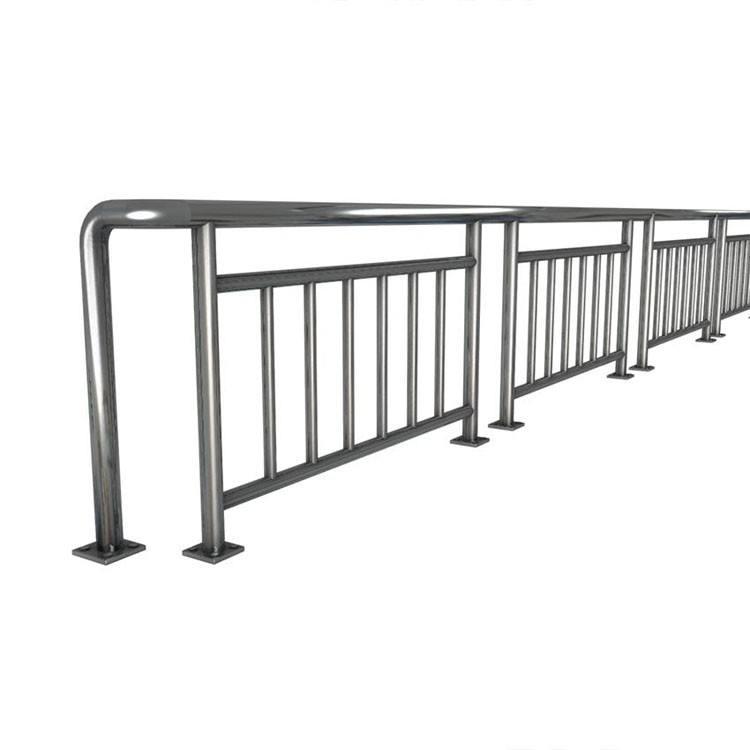 不锈钢景观防护栏样品图