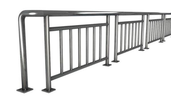 不锈钢景观防护栏