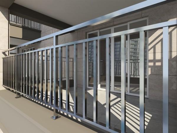 标准的不锈钢阳台护栏高度是多少