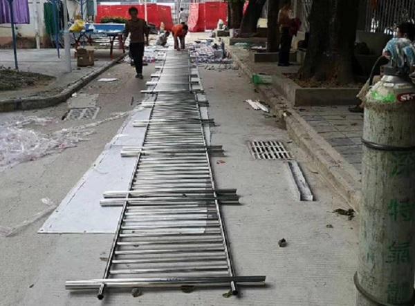 不锈钢围栏护栏