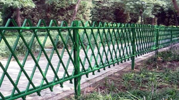 不锈钢竹节管花园护栏