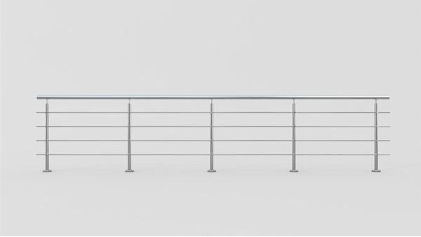 阳台不锈钢护栏XSF-19-0004