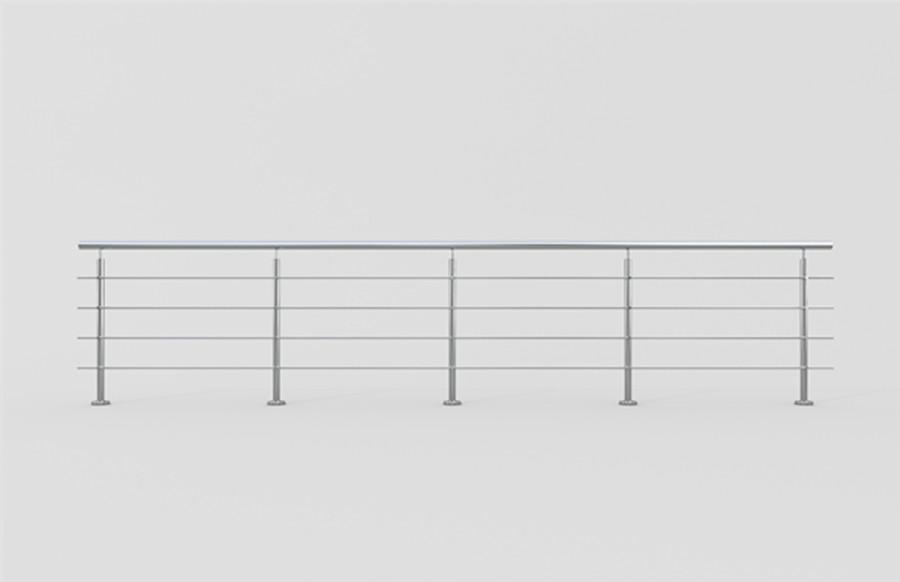 不锈钢阳台护栏