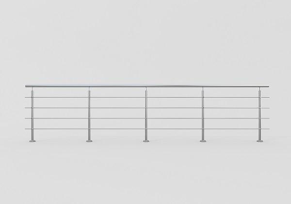 不同材质的护栏围栏的使用寿命分别是多长?