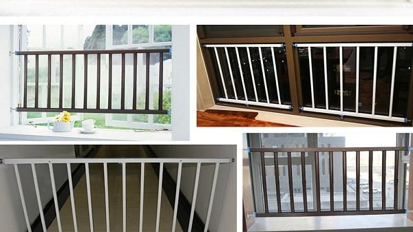 不锈钢飘窗护栏