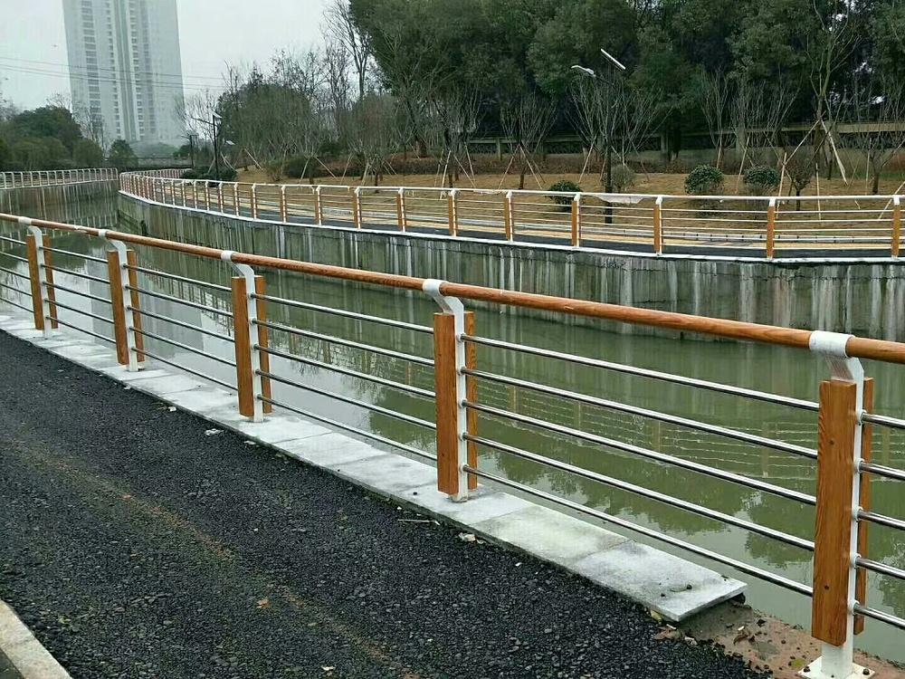 不锈钢河道景观护栏