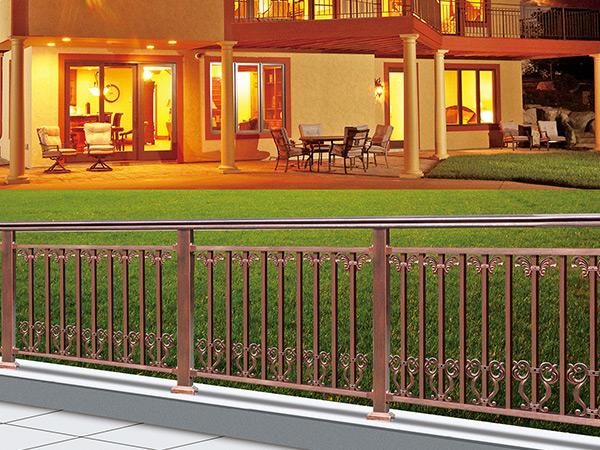 不锈钢栏杆如何节省成本?