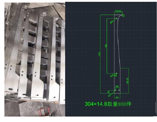 塘厦天虹商场不锈钢立柱安装项目