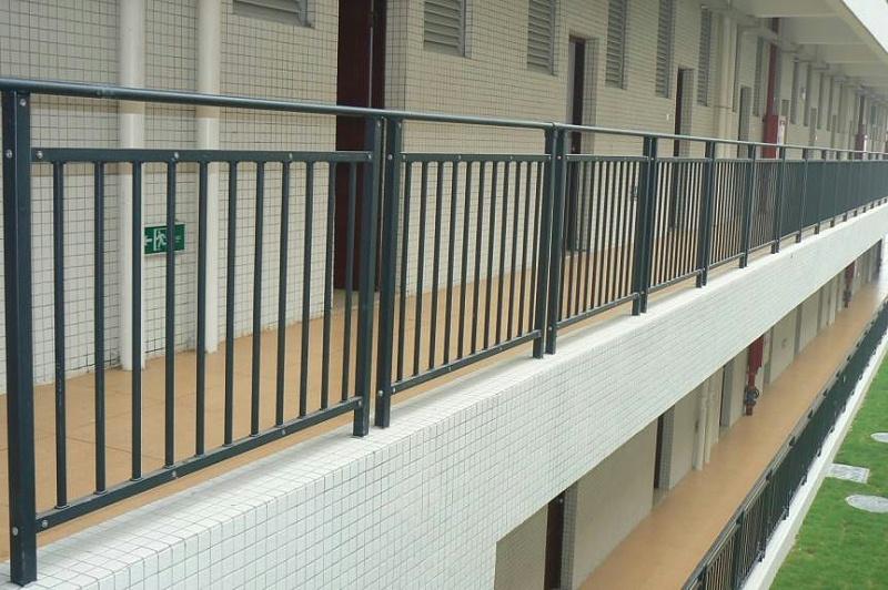 楼道不锈钢护栏