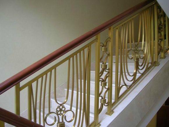 欧式楼梯不锈钢护栏