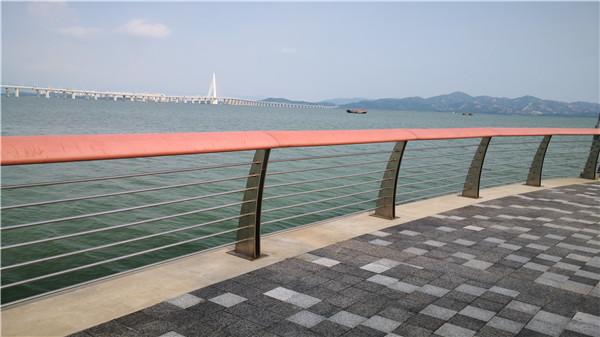 海边不锈钢护栏