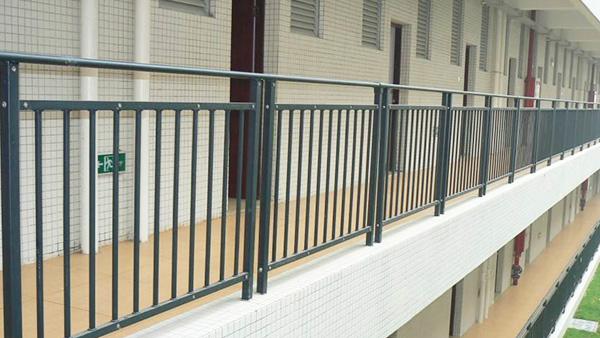 学校不锈钢护栏
