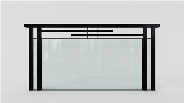 玻璃不锈钢扶手