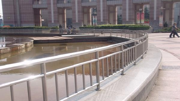 公园不锈钢栏杆