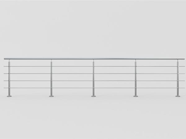 不锈钢护栏的优势和特点
