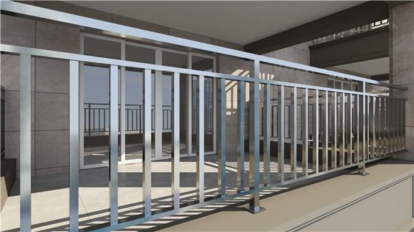 阳台不锈钢护栏围栏