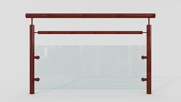 彩色不锈钢护栏XSF-19-002