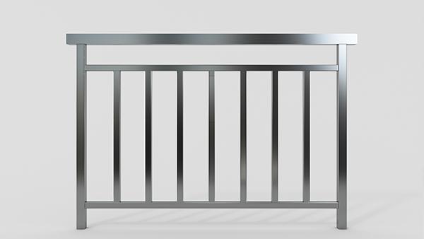 阳台不锈钢护栏XSF-19-0007