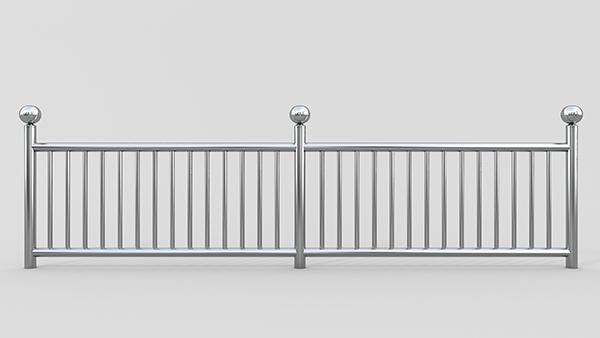 道路不锈钢护栏XSF-19-0007