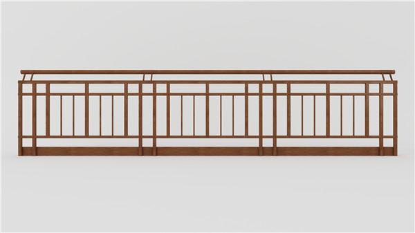 不锈钢桥梁防撞栏杆