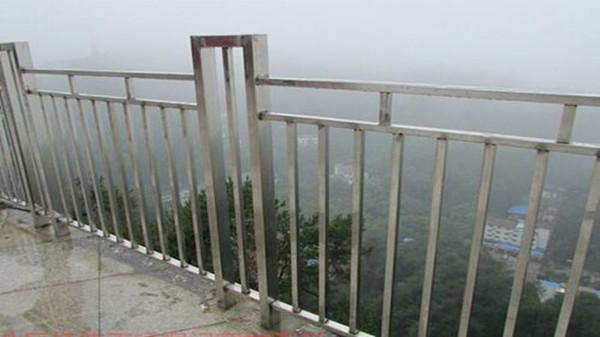 景区不锈钢安全防护栏