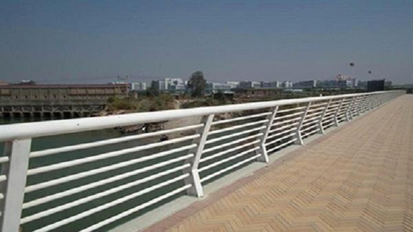 桥梁不锈钢防护护栏