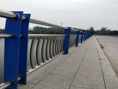 河道不锈钢护栏定制加工