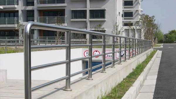 小区不锈钢护栏