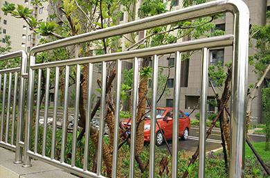 庭院不锈钢围栏
