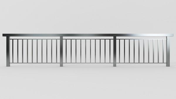 不锈钢护栏阳台