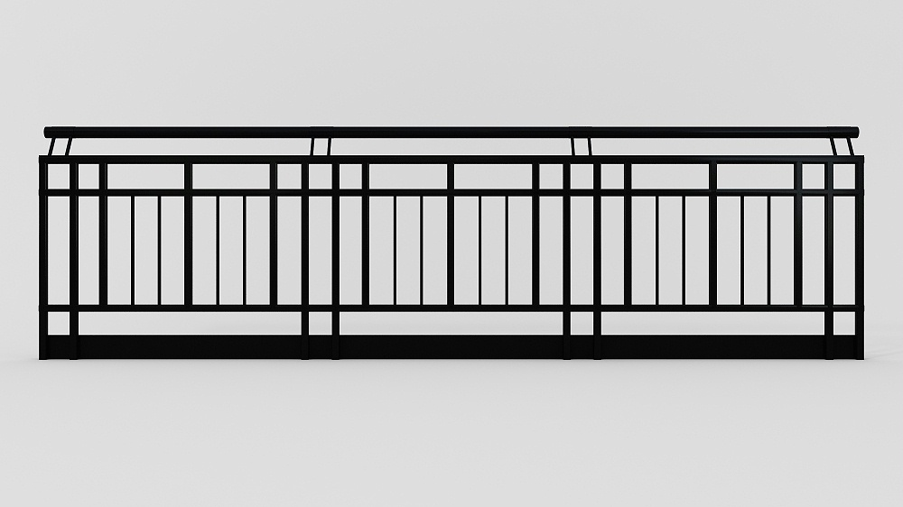 不锈钢市政护栏