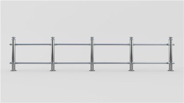 不锈钢管防撞护栏