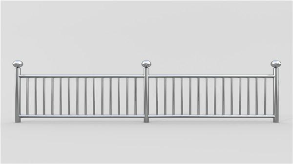 原色不锈钢护栏