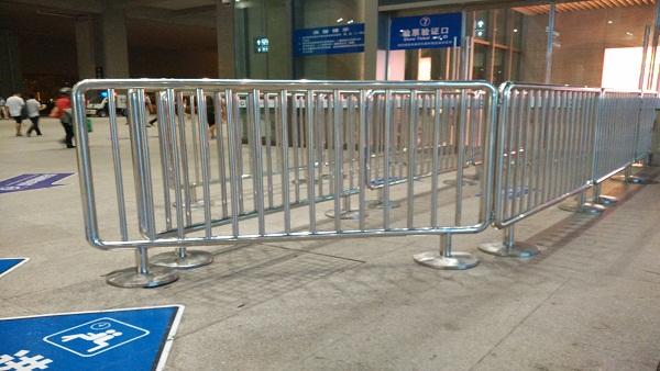 车站不锈钢栏杆
