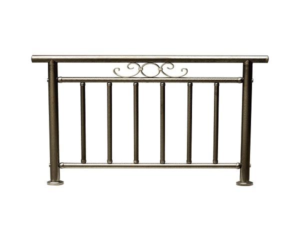 彩色不锈钢阳台栏杆