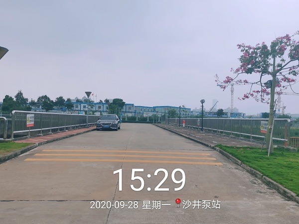 喜师傅工程案例——深圳市水务局沙井泵站项目