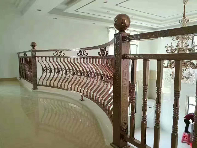 室内不锈钢护栏