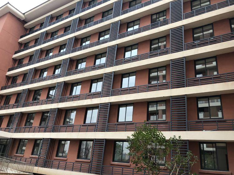深圳小区阳台不锈钢护栏案例