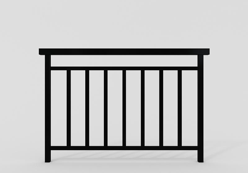 阳台不锈钢护栏样品图