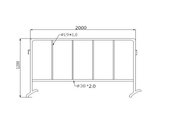 不锈钢护栏高度间距如何选择?